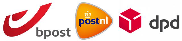 Bpost PostNL DPD