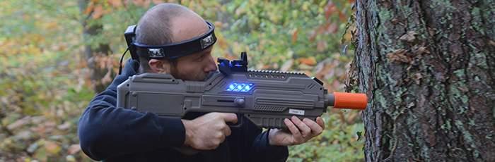 BRX lasergame evenement
