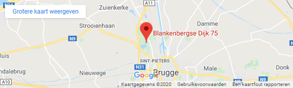 Lasergame verhuurpunt Brugge