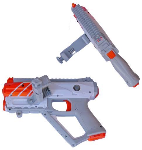 2 Recoil lasergeweren