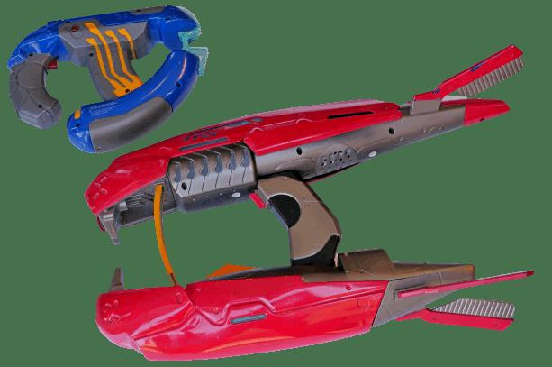 Halo 3 Jasman Laserguns