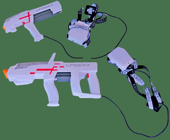 Laser X long range lasergun