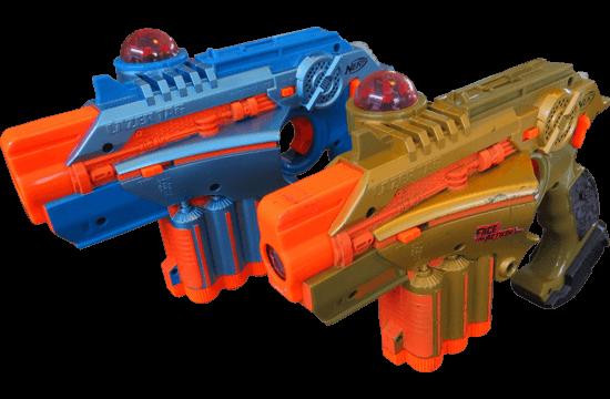 Hasbro Phoenix LTX laserguns