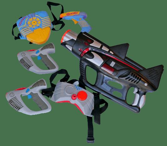 laser challenge V1 & V2