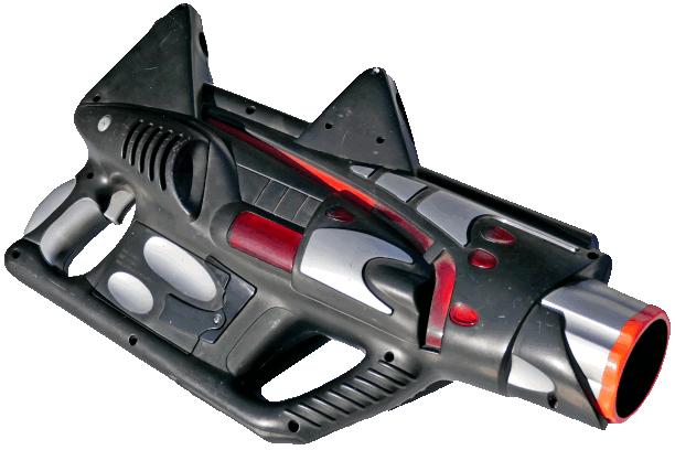 Laserchallenge V2 firestorm